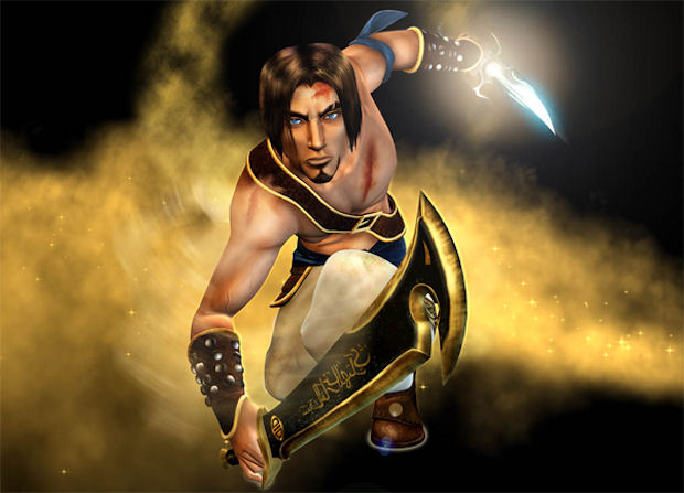 Prince of Persia: The Sands of Time character art