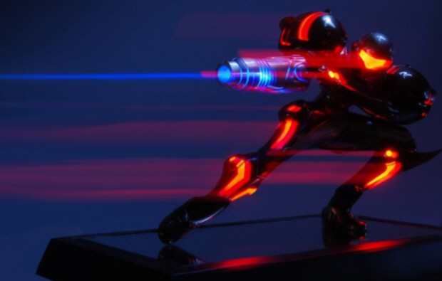 Phazon Suit Sam... Samus Light Suit Cosplay