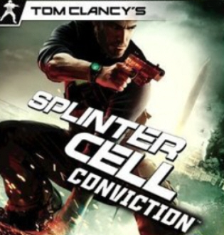 Tom Clancy's Splinter Cell Conviction novel coming on October 27, 2009