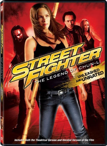 Street Fighter The Legend Of Chun Li (2009) DVDRip