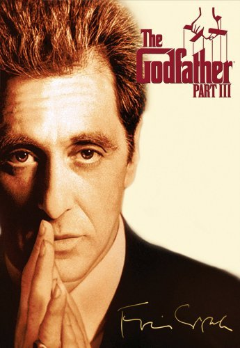 The Godfather Part III movie box