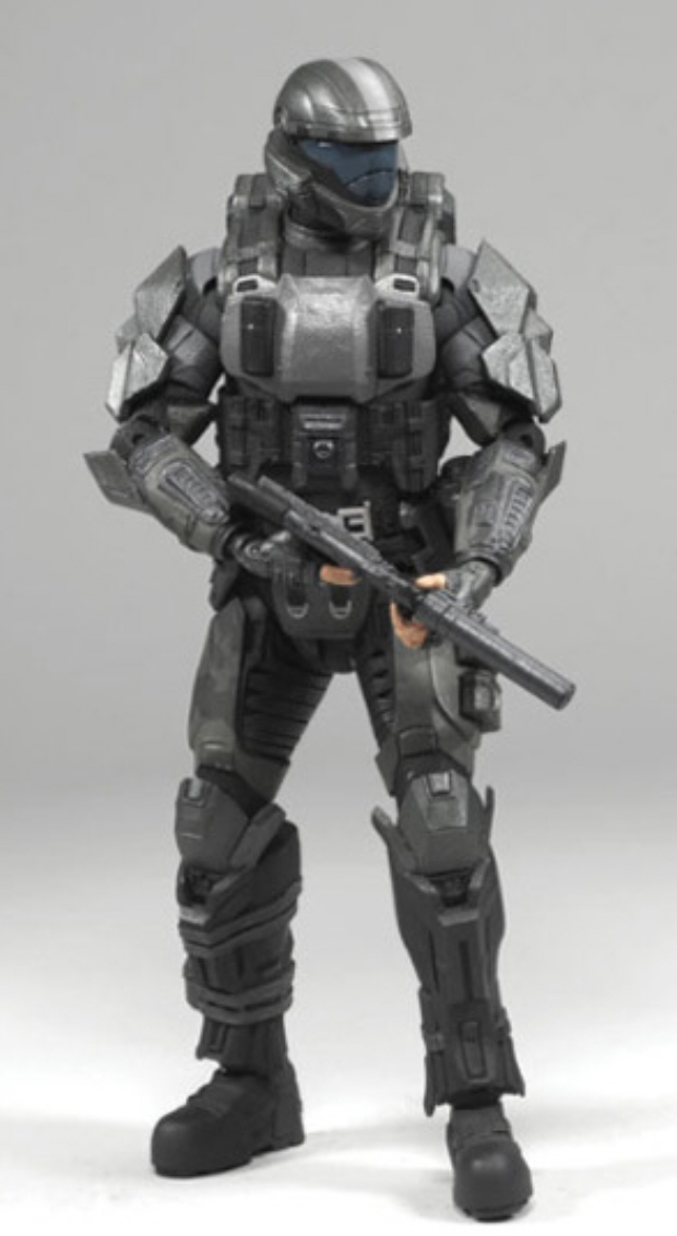 halo 3 odst wallpaper. Halo 3: ODST McFarlane toy