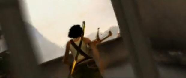 Beyond Good & Evil 2 screenshot. Game cancelled?