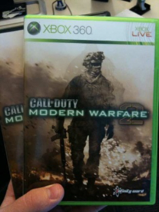 call of duty 2 modern warfare. Call of Duty: Modern Warfare 2