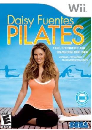 [Wii] Daisy Fuentes Pilates 2010 ENG Oyunu Ücretsiz İndir