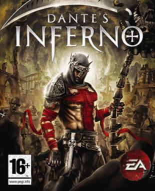 Dante's Inferno jaquette