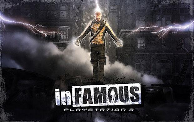 Sony ������������ ����� inFamous 2