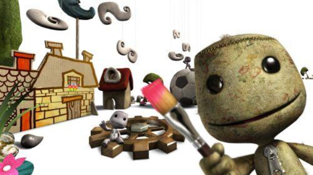 LittleBigPlanet painting artwork. In a recent interview with Media