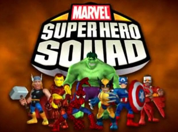 Foro super hero squad
