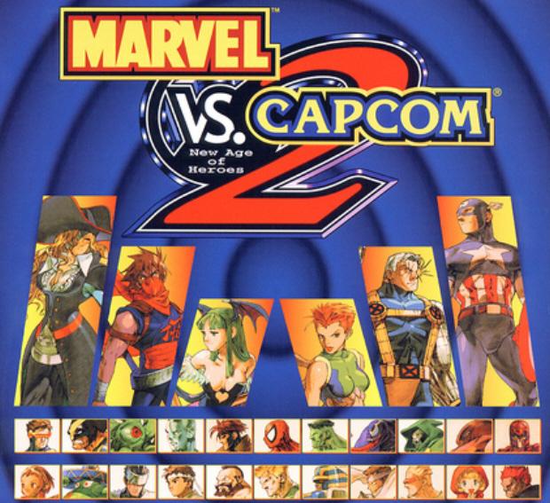 capcom wallpaper. Marvel vs Capcom 2 wallpaper
