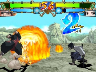 Naruto Shippuden: Ninja Destiny 2 screenshot