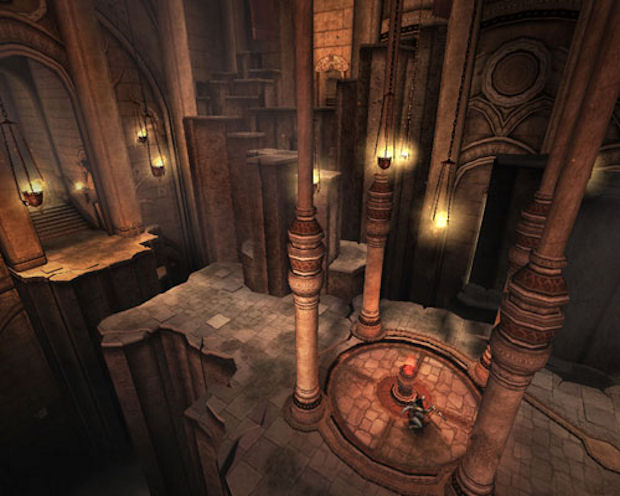 Prince of Persia: Warrior Within environment screenshot