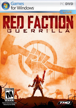 Red Faction Guerrilla Pc Rip Tptb preview 0