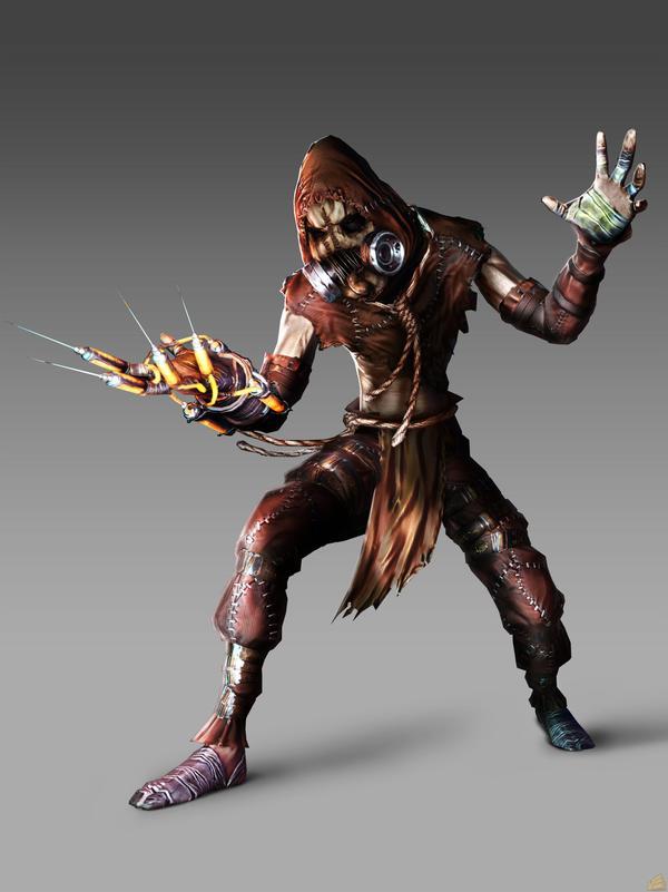 Scarecrow Scarecrow-batman-arkham-asylum-game-character-artwork