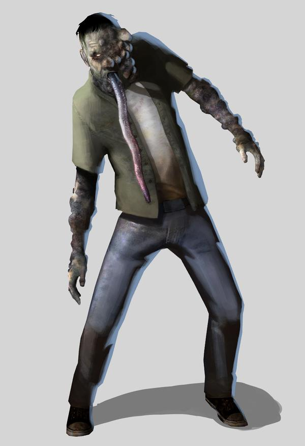 Left 4 dead 2 (Déconseillé au moins de 18 ans) Smoker-left-4-dead-zombie-character-artwork