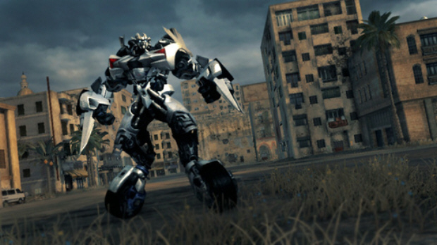 Download BAIXAR GAME Transformers 2: Revenge of the Fallen [PC]