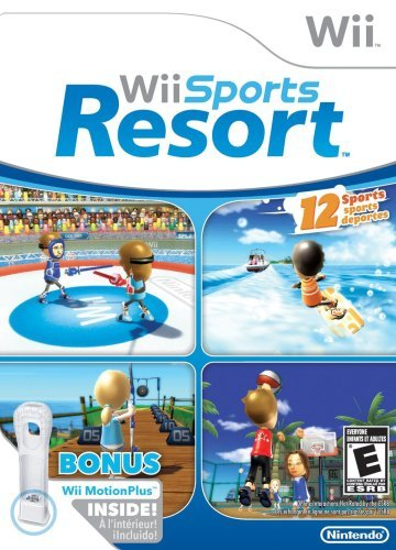 Wii Sports Resort with Wii MotionPlus on Wii