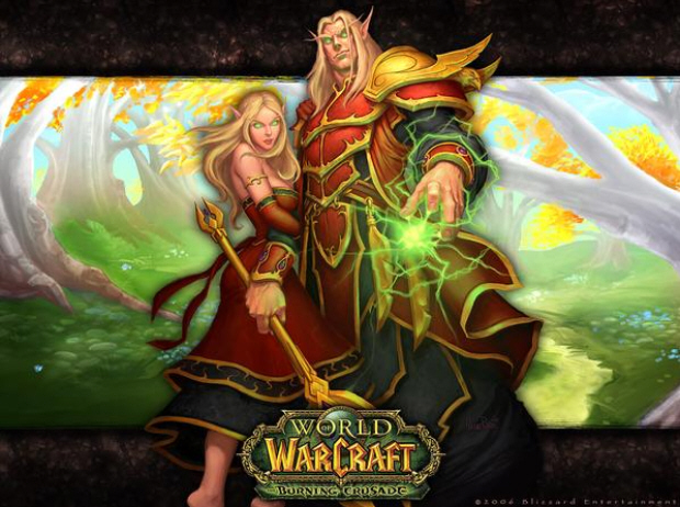 world of warcraft wallpapers. But this WoW Burning Crusade