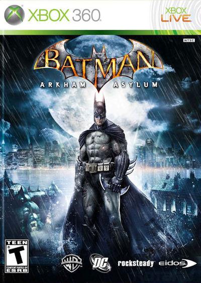 Batman Arkham Asylum [XBOX 360] - JustGame.GE