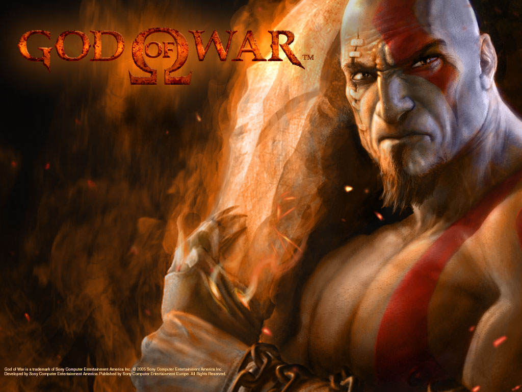 Wallpapers de God of War [HD]