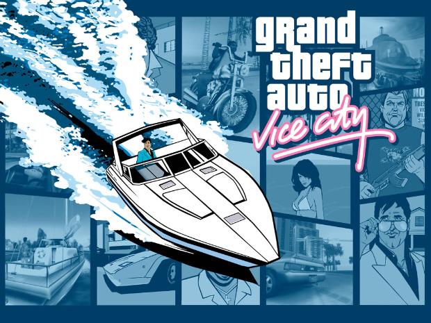 Grand Theft Auto: Vice City wallpaper