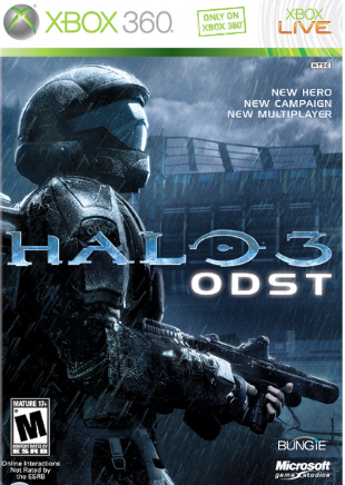 Halo 3: ODST Chiddaling Review