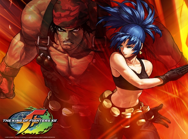 King of Fighters XII wallpaper