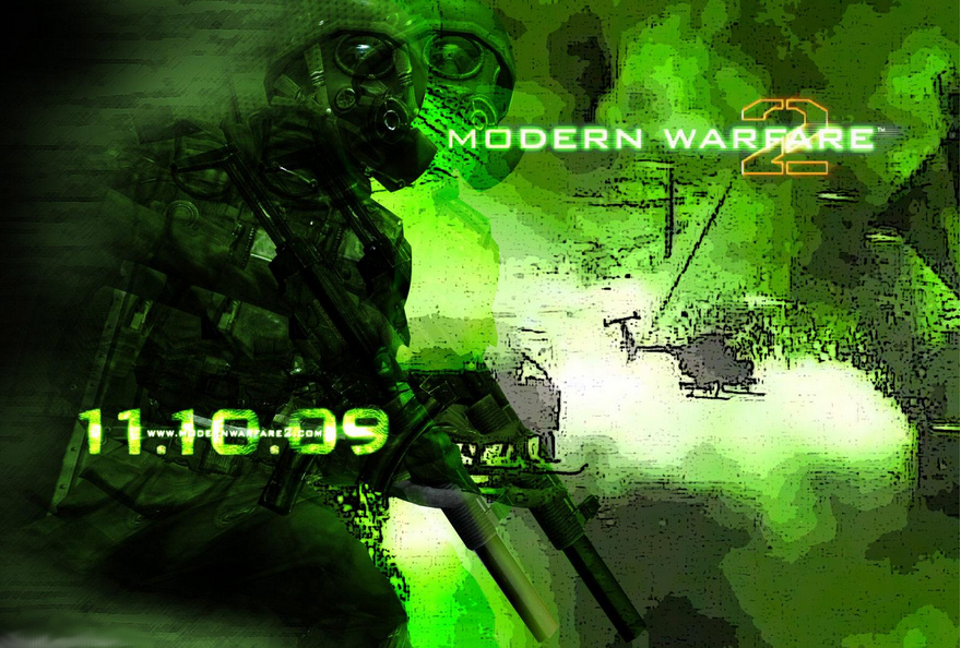 call of duty 2 wallpaper. Call of Duty: Modern Warfare 2