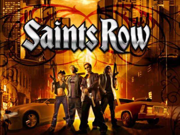 Saints Row 1 wallpaper (game)