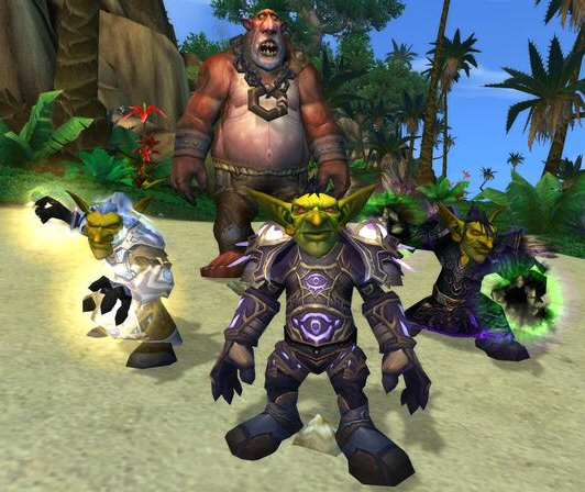 world of warcraft wallpaper alliance. and Worgen (for the Alliance!