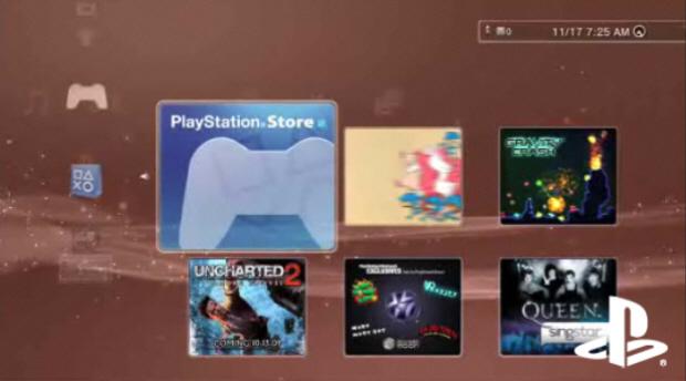 PlayStation 3 Firmware Update 3.0 walkthrough video shows ...