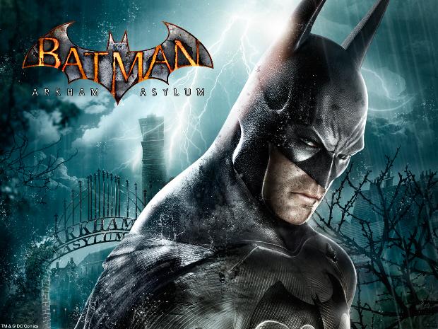 Batman Arkham Asylum Batman-arkham-asylum-wallpaper-1-small