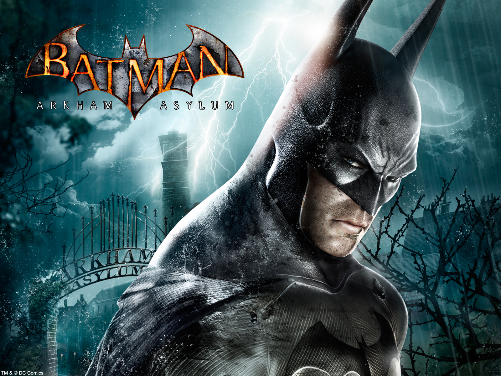 Batman Arkham Asylum  Wallpapers 5