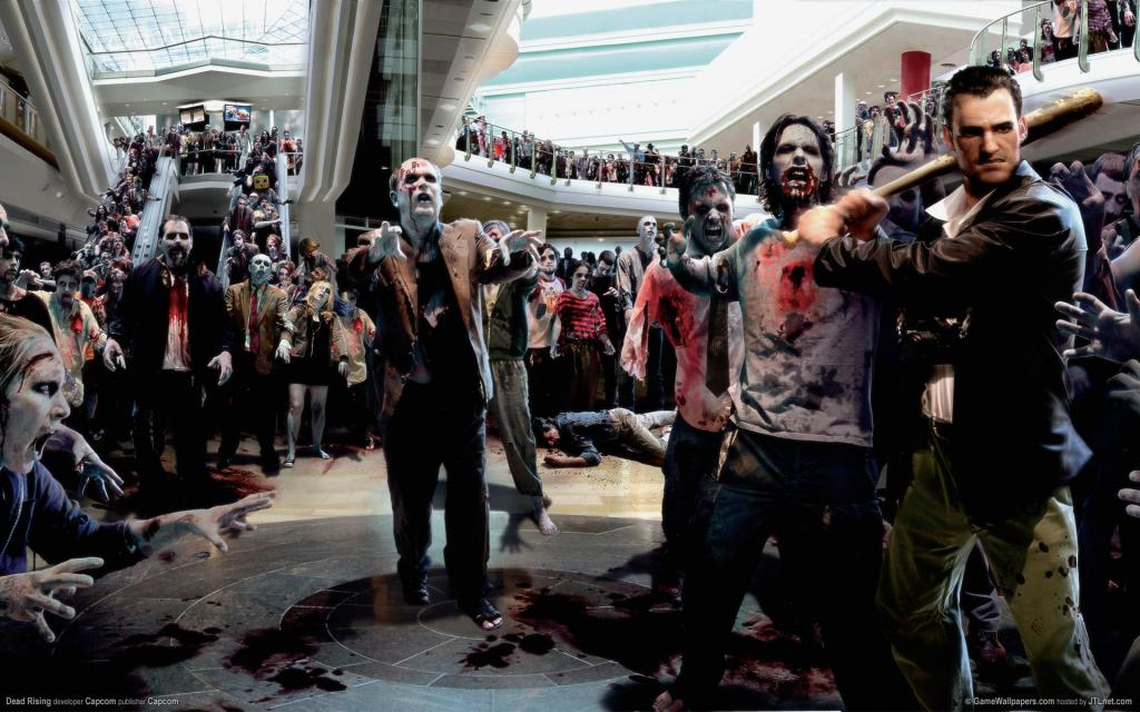 dead wallpaper. Dead Rising cheats for