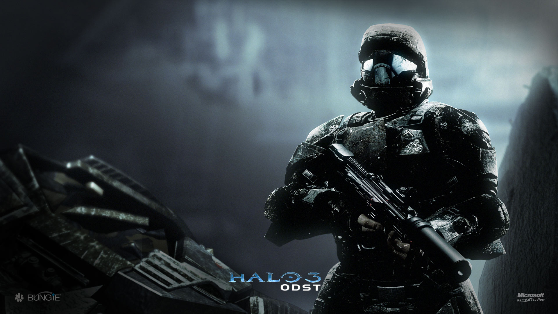 Halo 3 ODST wallpaper