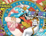Katamari Forever King and Queen Wallpaper