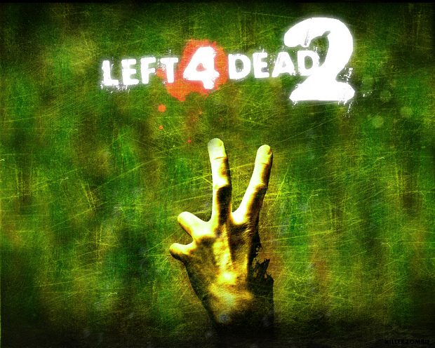 Left 4 Dead 2 codes logo