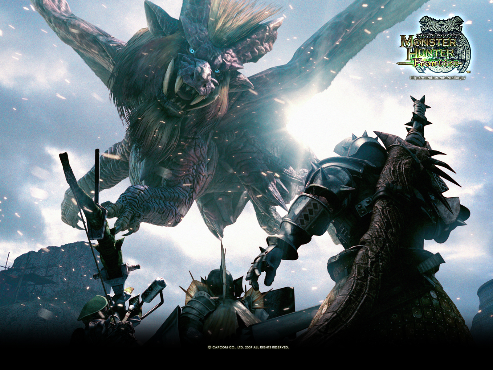 Monster Hunter 4 rumored to be at the Tokyo Game Show 2009