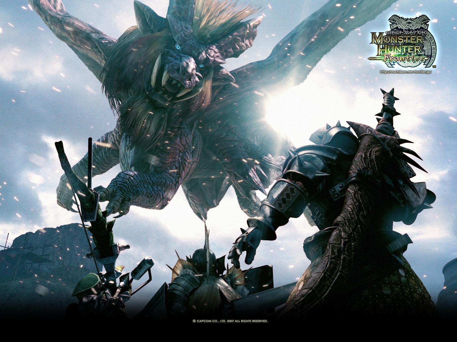 Best Game Wallpaper: Dead Rising 2 Game Wallpapers Monster Hunter 4 rumored