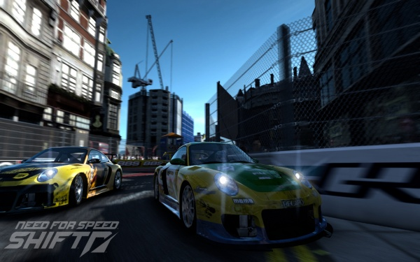 nfs wallpaper. The Need for Speed: Shift PC