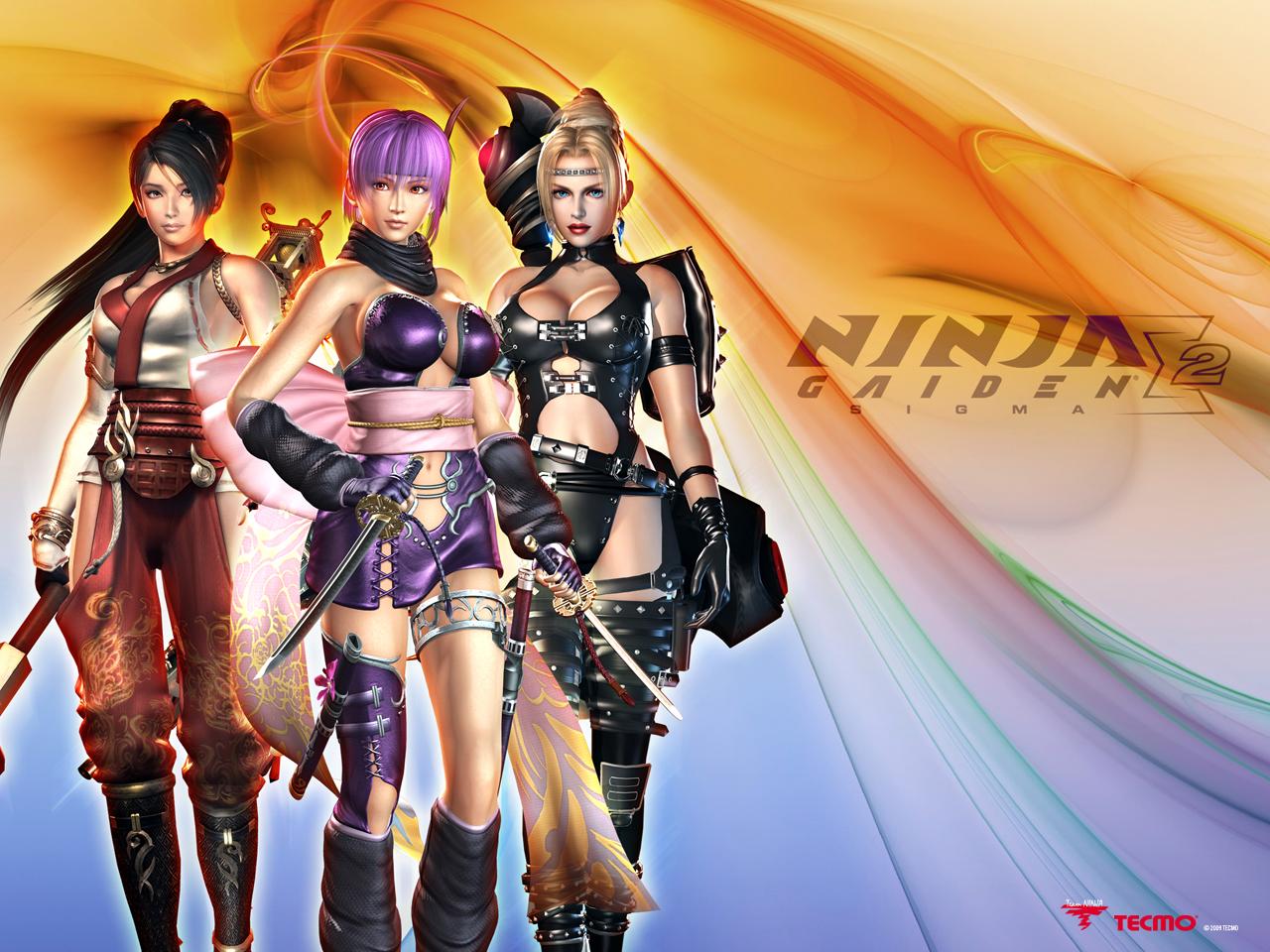 Game Ninja Gaiden Wallpaper: Ninja Gaiden Sigma 2 Wallpaper