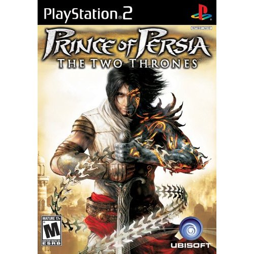 Prince of Persia: The Two Thrones on PS2