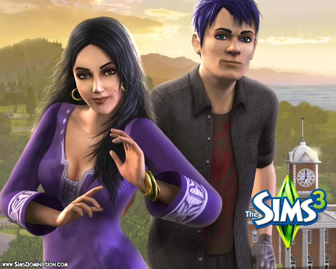 The sims hot cock porn images