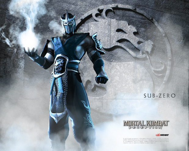 sub zero vs scorpion wallpaper. sub zero mk. sub zero mortal