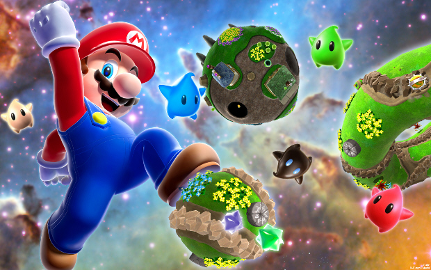 Image for super mario galaxy