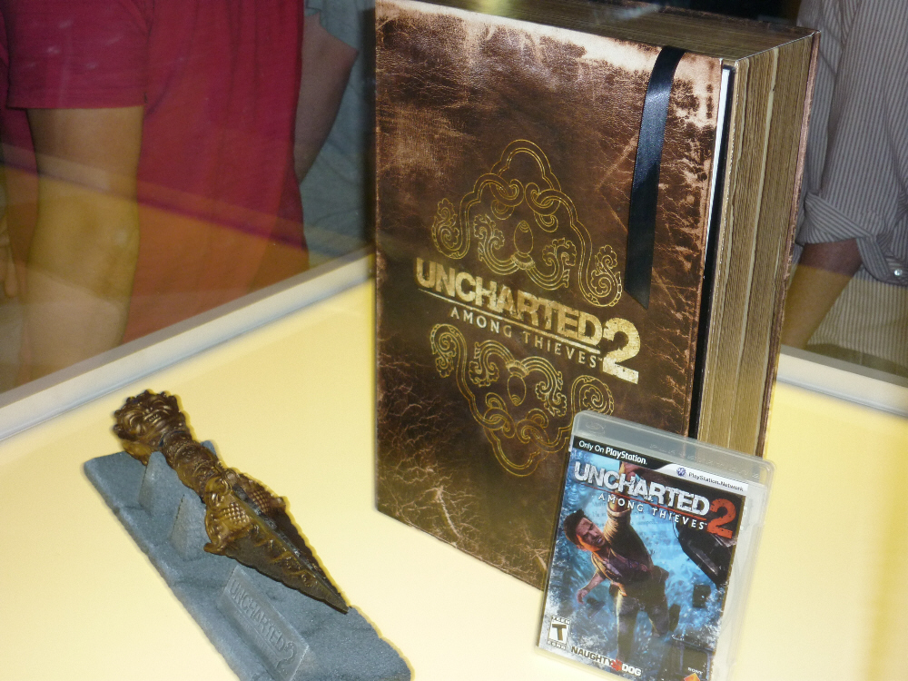 Image result for Uncharted 2: Among Thieves Fortune Hunter Edition (2009)