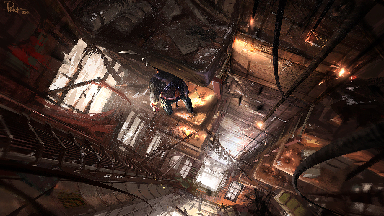 Review Uncharted 2 Among Thieves Polygonal Grass