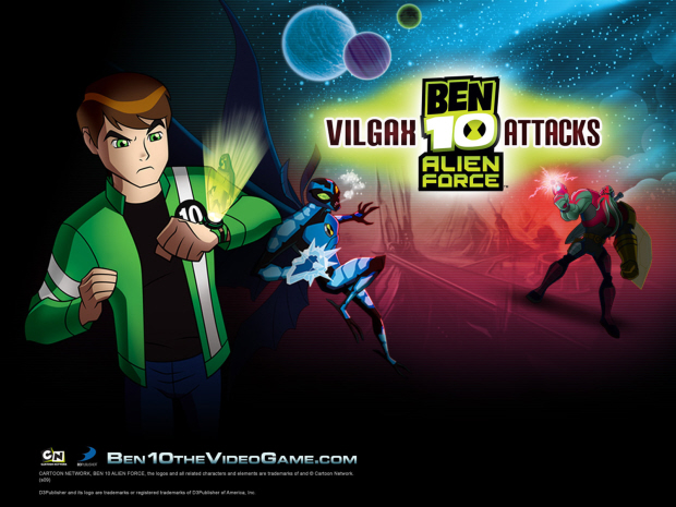 ben 10 alien force wallpaper. Welcome to the Ben 10 Alien