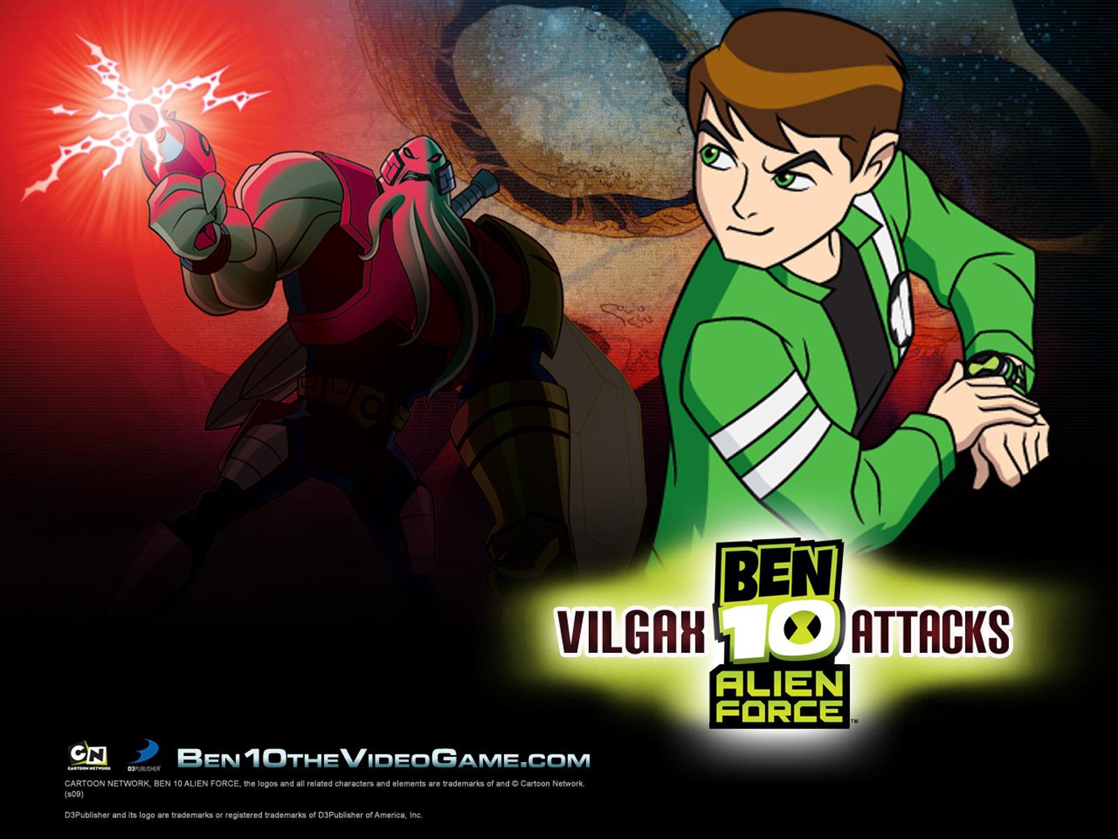 Ben 10 Alien Forcede Vilgaxın değişimi Ben-10-alien-force-vilgax-attacks-wallpaper-2-1600x1200