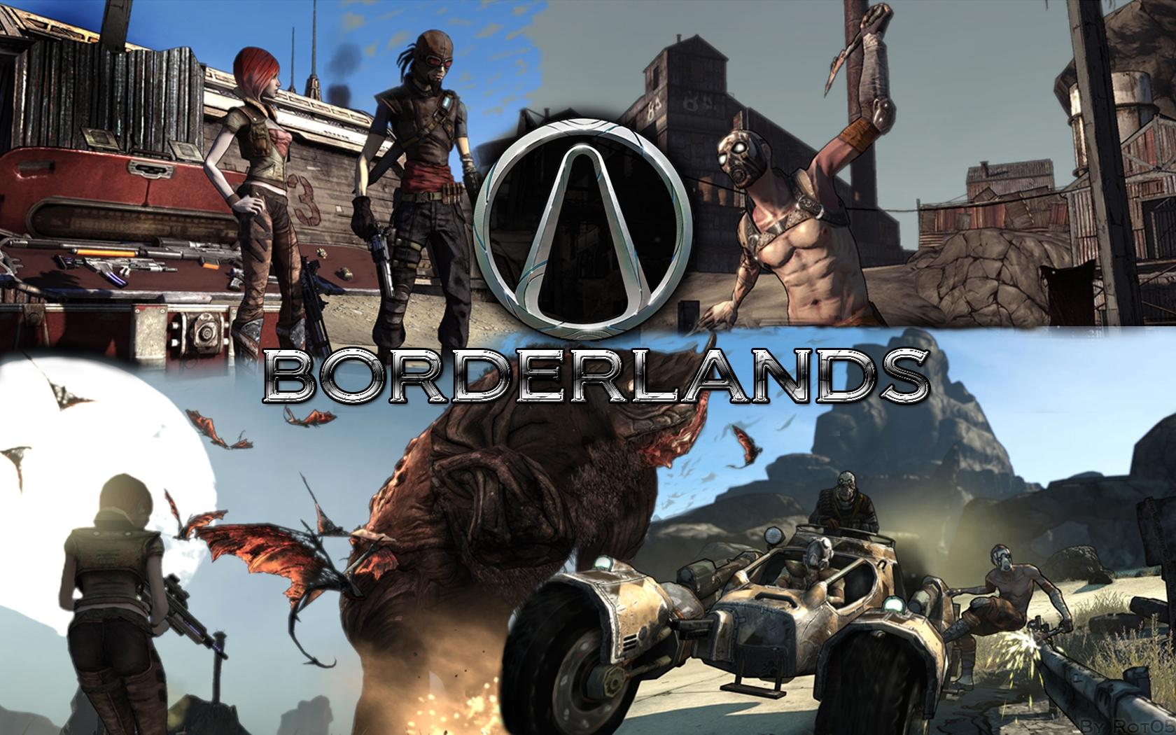Borderlands Wallpapers Widescreen Wallpapers Of: Borderlands Wallpaper
